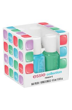 essie® 2013 Resort Collection Mini Set available at #Nordstrom