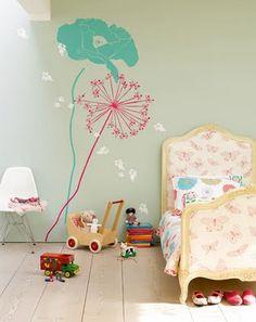 Wames in a Nursery. Loving it:)