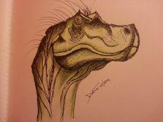 #copic #dyno #dinosauro #sketch #art #arte #sesto