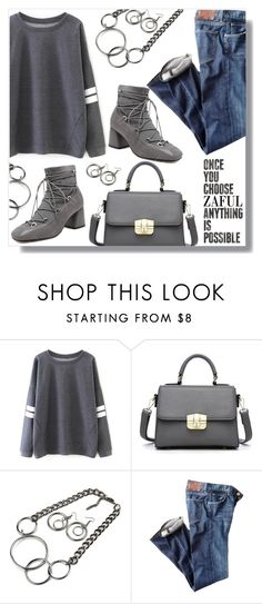 """""""anything is possible"""" by fashion-pol ❤ liked on Polyvore featuring Citizens of Humanity and vintage"""