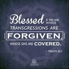 REDE MISSIONÁRIA: FORGIVEN