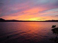 Lake Toya. Looking for more information aboout Hokkaido? Go Visit TOYAKO KANKO. http://www.town.toyako.hokkaido.jp/