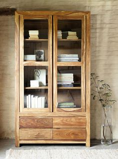 Solid Wood Voted Kitchen Cabinet
