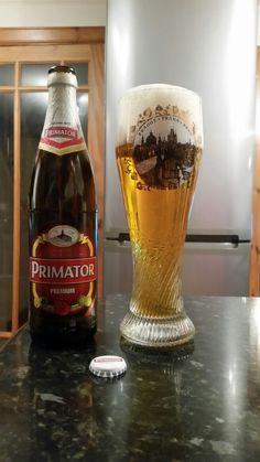 Primator Premium Czech Lager
