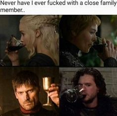 It's a Game of Thrones thing. - Marvel - Game of Thrones