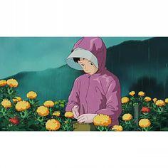 Rainy Day #onlyyesterday #おもひでぽろぽろ #ความทรงจำทไมมวนจาง . . . #studioghibli #ghibli #株式会社スタジオジブリ #宮崎駿 #hayaomiyazaki #rain #rainyday #may #tuesday #wet #flowers #animation #japan #cartoon #photo #photographer #capture #loveit #photooftheday by kt_gemini