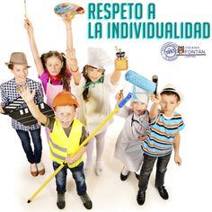 Está basado en el respeto a la individualidad de cada estudiante.