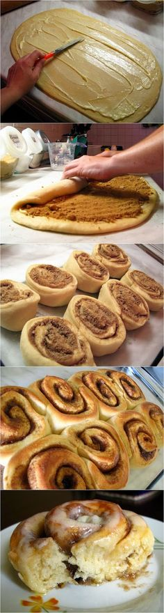 Choose-Diy: Easy Cinnamon Rolls