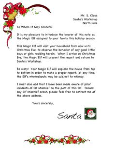 Is Santa Real Every Year I Write Letters From Santa To My Friends
