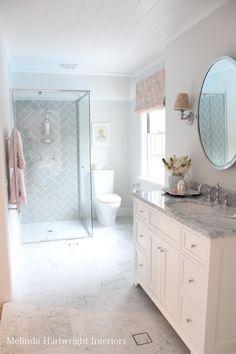 Bathrooms - Melinda Hartwright Interiors