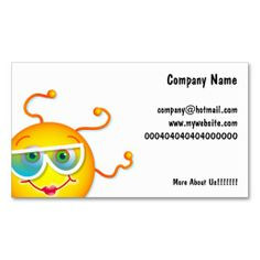 Geek Chic Bookmark Business Card Templates  Eye Doctor Business