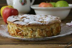 Cook the cake: Tarta de manzana lituana o apple sharlotka galletas Cooking Cake, Cooking Recipes, Torte Cake, Daily Meals, Dessert Recipes, Desserts, Sin Gluten, Bakery, Food And Drink