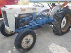 FORD NAA JUBILEE 600 601 UTILITY TRACTOR 5 SPEED TRANSMISSION 3 POINT HITCH PTO