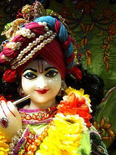 It is HE! Jai Sri Krishna