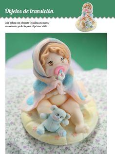 Souvenirs Bebé - Porcelana Fría