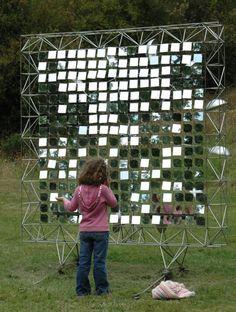 Way Beyond Wind Chimes: Kinetic Sculpture Interactive Installation, Interactive Art, Wind Sculptures, Sculpture Clay, Instalation Art, Outdoor Art, Indian Artist, Urban Furniture, Public Art