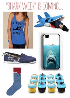"""Shark Week"" Essentials!"