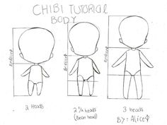 drawing tutorial chibi - Pesquisa Google