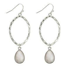 Red multi shape chandelier earring   Chandelier earrings and Debenhams