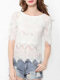 Bohemian Plain Chic Blouse Only $14.95 USD More info...