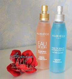 My Little Make Up: Auriège, une Eau de Soin Protectrice et une Huile de Beauté Hydratante