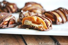 Salted Caramel Turtles Candy