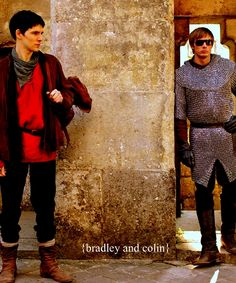 I might have pinned this before but i don't care! I love it when Bradley has his glasses on with his costume!