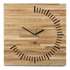 """Дизайнерские настенные часы """"Элегант"""" (модель №5) http://wood-wine-design.ru/"""