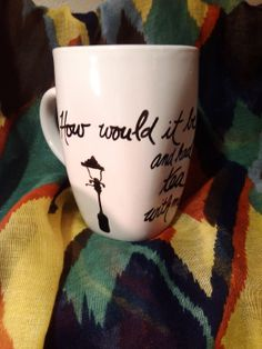 """""""How would it be, if you came and had tea with me -Mr. Tumnus"""" (The Lion, The Witch, and The Wardrobe) Handmade Mug. MAKING THIS NOW Quotes For Mugs, Lit Quotes, Hunter School, Moonrise Kingdom, How To Make Tea, Chronicles Of Narnia, Coffee And Books, Lightbulb, Pottery Painting"""