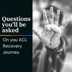Acl Rehab, Recovery, Survival Tips, Healing