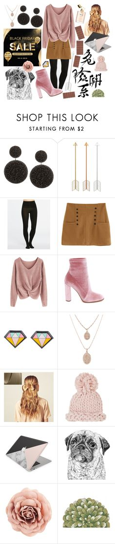 """""""black Friday sale"""" by tialovespugs ❤ liked on Polyvore featuring SPANX, Casadei, Hershesons and Barneys New York"""