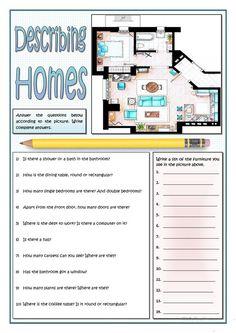 DESCRIBING HOMES