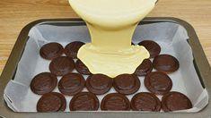 Chocolate Fondue, Chocolate Cake, Beautiful Cakes, Quick Easy Meals, Tiramisu, Cake Recipes, Rolls, Pudding, Cookies