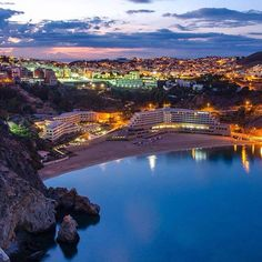 Al Hoceima Morocco shared by Nousla Nouss on We Heart It Ansel Adams, Beach Night, Picture Places, Morocco Travel, Life Pictures, Beautiful Places In The World, Marrakesh, North Africa, Countries Of The World