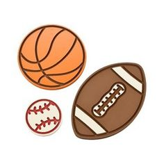 All Star Sports Wall Décor 3pk by Twelve Timbers