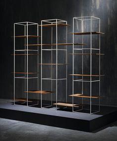 Librerie e scaffali: Libreria TT³ da Adele-c