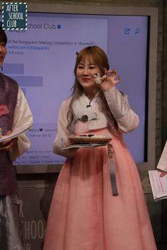 Park Jimin Jamie 15& After School Club Chuseok Special