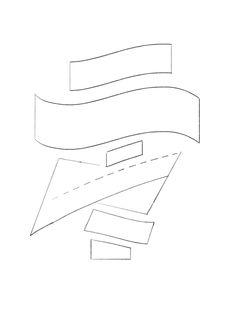 Lettering Tutorial, Lettering Guide, Brush Lettering, Lettering Design, Free Banner Templates, Layout Template, Banner Design, Layout Design, Traditional Tattoo Art