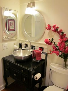 More bathroom ideas!