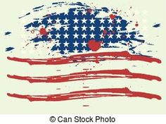 usa flag grunge art vector by letkevindesign image 892464 rh pinterest com Rustic Flag Clip Art SVG Country Rustic American Flag Drawings