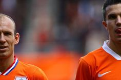 Holland´s Van Persie: Ruiz and His Men Did Great. Much Respect to Costa Rica