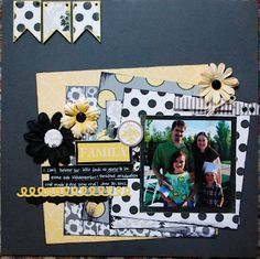 Family  Using Teresa Collins Carolina Breeze collection