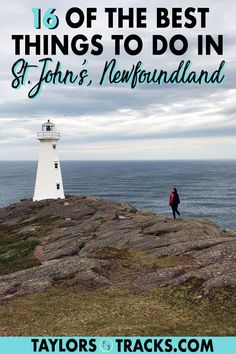 16 of the Best Things to do in St. John's, Newfoundland (Tips + More!) - Taylor's Tracks
