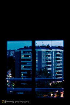 365 - D77  Rear Window / La Ventana Indiscreta