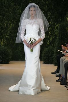 Spring 2014 Gown by Carolina Herrera