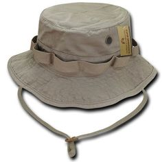 8348e9ec78ad1 Military Style Boonie Hunting Army Fishing Outdoor Hiking Bucket Jungle Hat
