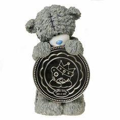 Me to You Tatty Teddy Bear Collectors Ltd Ed Figurine - Finders Keepers # 623 for sale Tatty Teddy, Blue Nose Friends, Cute Teddy Bears, All Things Cute, Friends Forever, Cute Art, Carving, Finders Keepers, Ebay