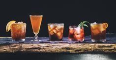 5 Amaro Cocktails Made for Cool Weather