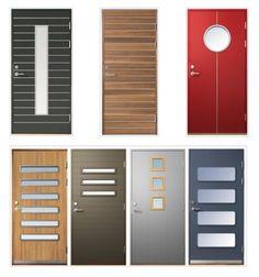 La puerta de ingreso a un hogar es tan importante como todo lo que se encuentra dentro de ella, y a la vez, ocupa un lugar destacado en la fachada de una casa.