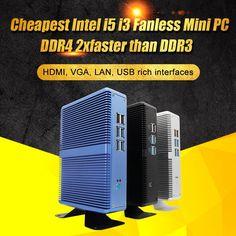 Cheap Fanless Mini PC Windows 10 Pro //Price: $149.19 & FREE Shipping // #glam #skirt #girly